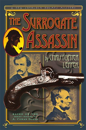 The Surrogate Assassin by Christopher Leppek